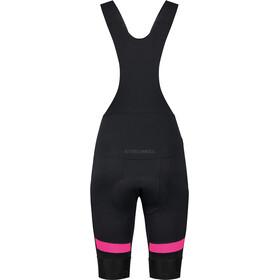 Etxeondo Olaia Spodenki na szelkach Kobiety, black/pink